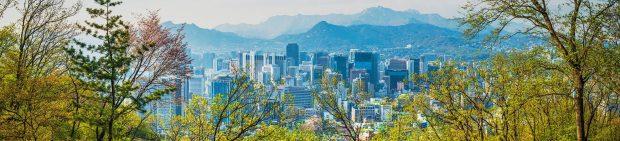 vacances en Corée du sud